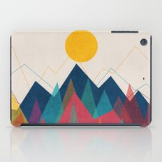 Uphill Battle iPad Case