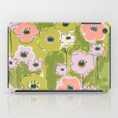 My Garden in Spring iPad Case