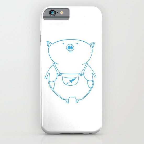 piggy 15 iPhone & iPod Case