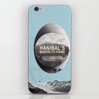 Hanibal's March To Rome … iPhone & iPod Skin