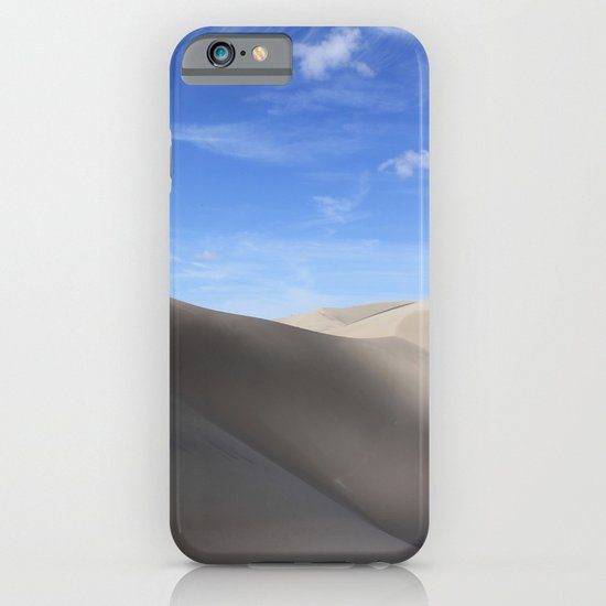 Dunes iPhone & iPod Case