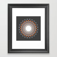 Project 8 Framed Art Print