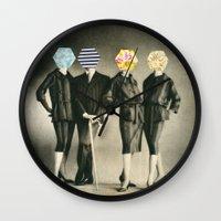 Modern Fashion Wall Clock