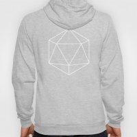 Icosahedron Seafoam Hoody
