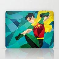 DC Comics Robin Laptop & iPad Skin