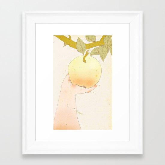 Taken version 1 Framed Art Print