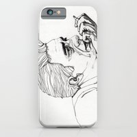 iPhone & iPod Case featuring JOHNNY CASH by Paul Nelson-Esch /Expeditionary Club