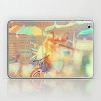 Seaside Town Laptop & iPad Skin