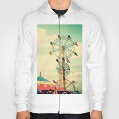 Get your ticket to ride. Hoody