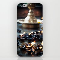 Divine Diyas iPhone & iPod Skin