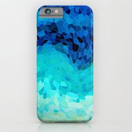 INVITE TO BLUE iPhone 6 Slim Case