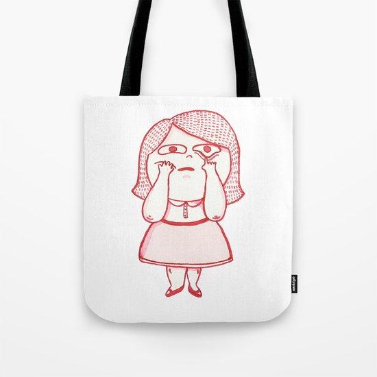 Girl Feelings #1 Tote Bag