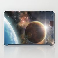 Welcome To The Space iPad Case