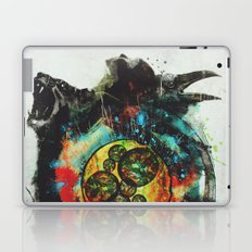 Circle of Life Surreal Study Laptop & iPad Skin