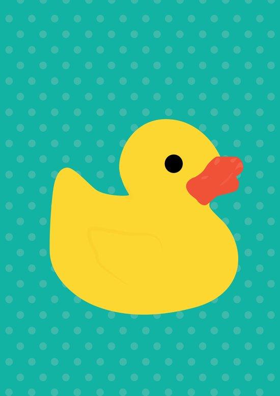 Duck it ! Art Print