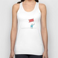 let's be magnificent Unisex Tank Top