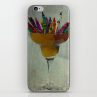 CRAYON LOVE : Addiction iPhone & iPod Skin