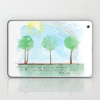 Always it's spring Laptop & iPad Skin