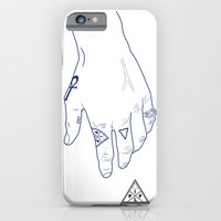 iPhone & iPod Case featuring Make My Hands Famous - Part I by Pifla
