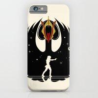 Queen Swan iPhone 6 Slim Case