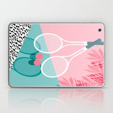 Sportin' - Retro Minimal… Laptop & iPad Skin