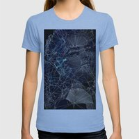 Nice Dream Womens Fitted Tee Athletic Blue SMALL