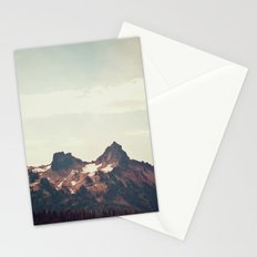 Mountain Ridge Morning Stationery Cards