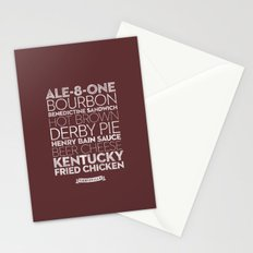 Louisville —Delicious City Prints Stationery Cards