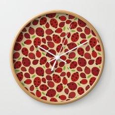 Ladybird Ladybird Wall Clock