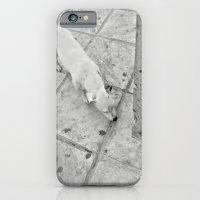 White Corner iPhone 6 Slim Case