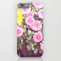 Vintage - Flower Pots iPhone 6 Slim Case