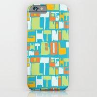 iPhone & iPod Case featuring Lightning Bolt  by Vaughn Fender