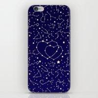 Star Lovers iPhone & iPod Skin