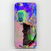 Wet Paint. iPhone & iPod Skin