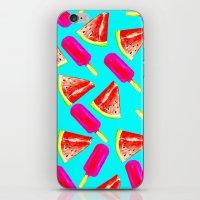Summer Fun 2 iPhone & iPod Skin