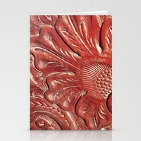 Tooled Stationery Cards