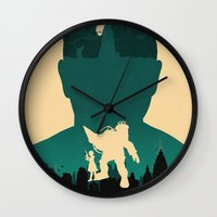Bioshock Wall Clock