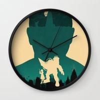 Bioshock Wall Clock