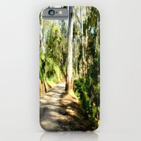 Along A Forest Road iPhone 6 Slim Case