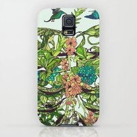 Galaxy S5 Cases featuring Daydreamer by Huebucket