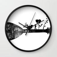 Guitar Childhood Wall Clock
