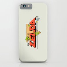 The Legend of Zelda Logo iPhone 6 Slim Case