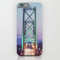 Symmetry of the Span iPhone 6 Slim Case