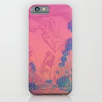 california iPhone & iPod Cases featuring California by Calepotts