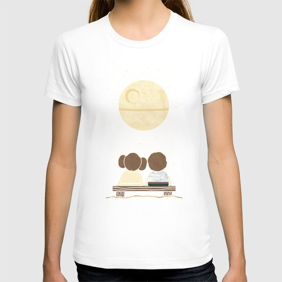 Moon Gazing T-shirt