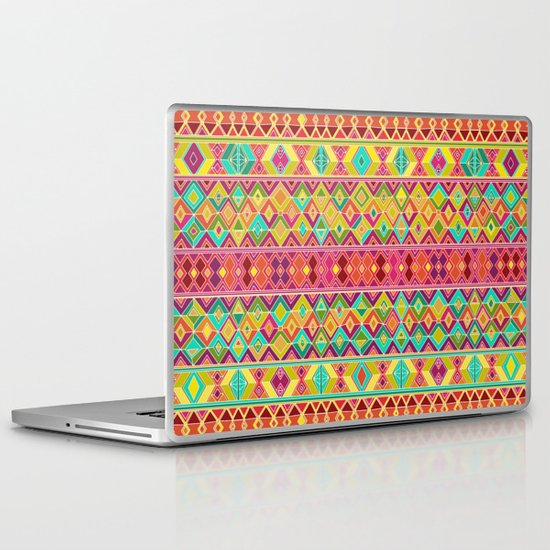 acid weave Laptop & iPad Skin