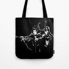 Dark Fiction Tote Bag