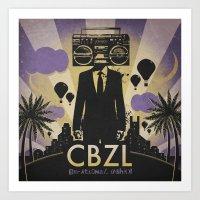 CBZL//Irrational Fashion Art Print