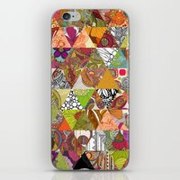 Like a Quilt iPhone & iPod Skin