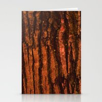 Textures - Wood Stationery Cards